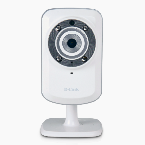 D-Link DCS-932L can be used with WeBeHome